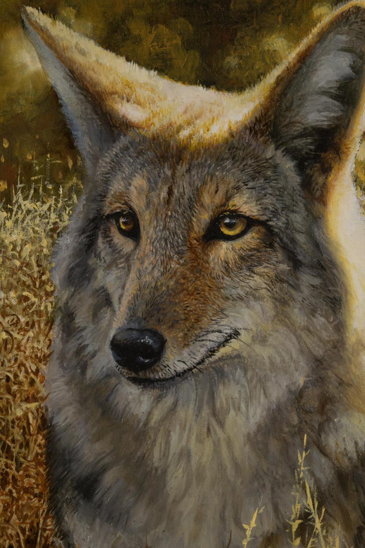 BONNIE MARRIS (Michigan, born 1951) oil on canvas,
