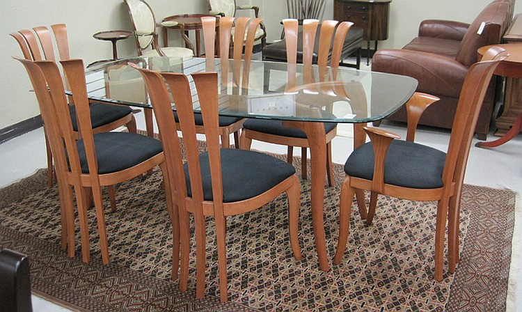 Modern Dining Table And Chair Set Sibau Furniture