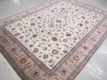 HAND KNOTTED ORIENTAL CARPET
