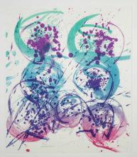 DALE CHIHULY LITHOGRAPH