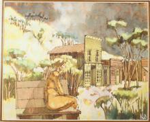 KAY LAMOUREUX BUCKNER (Oregon/Washington, 1935-201