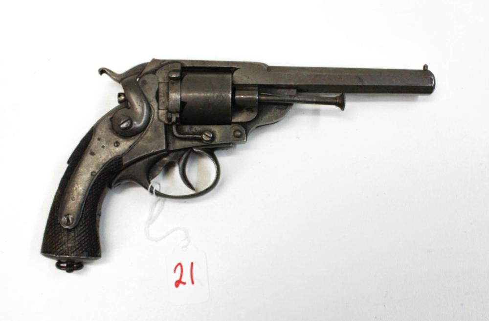 KERR PATTERN DOUBLE ACTION REVOLVER