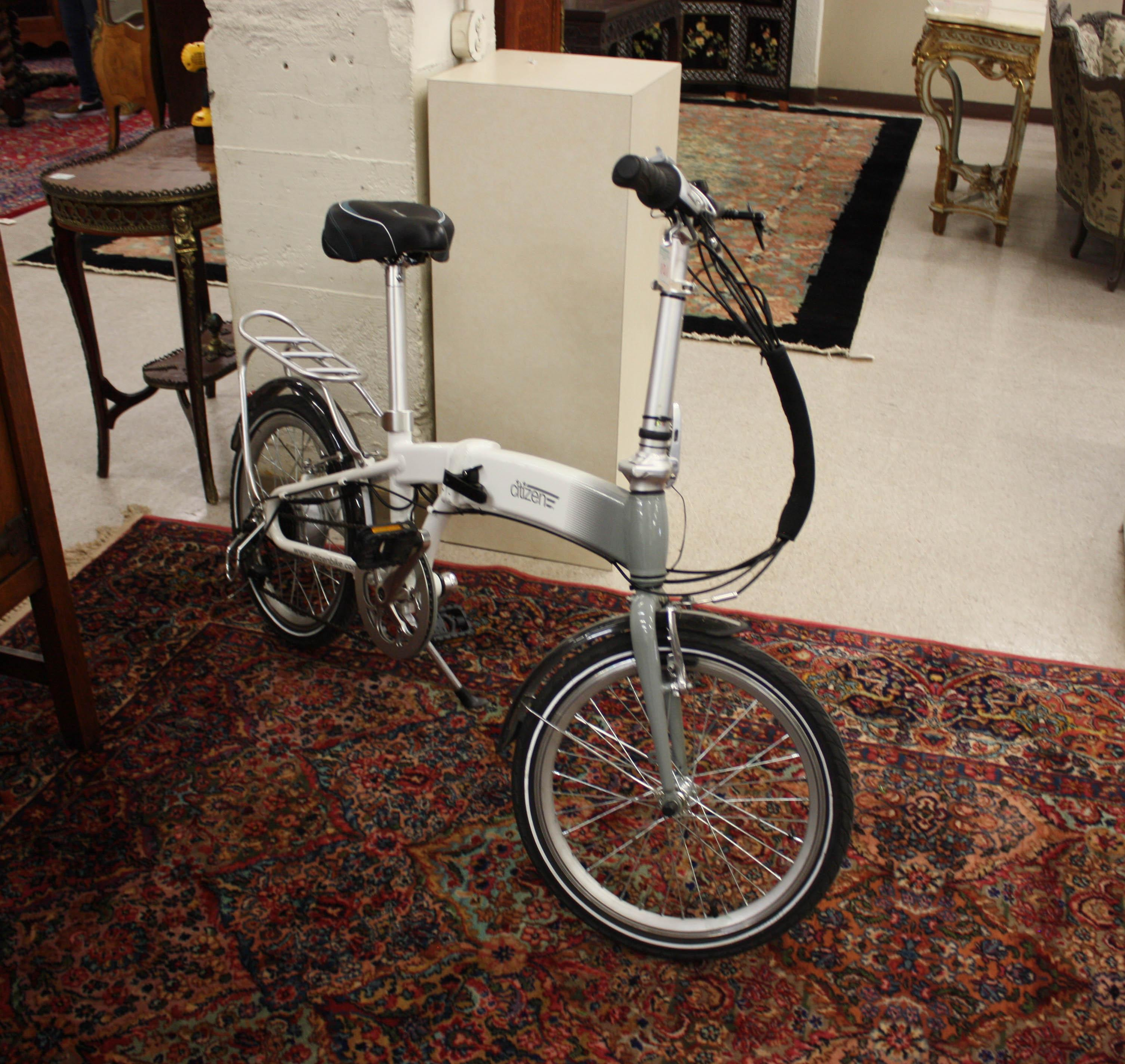 CITIZEN FOLDING ELECTRIC BICYCLE