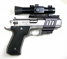 LASERAIM SERIES II SINGLE ACTION SEMI AUTOMATIC