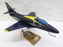 DESK TOP AVIATION MODEL, U.S. Navy Blue Angels