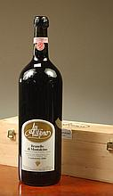LARGE BOTTLE OF VINTAGE ITALIAN RED WINE, Altesino