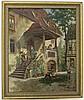 OTTO VON RUPPERT (Germany 1841-1923) OIL ON CANVAS, Otto