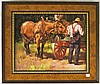 TOM BROWNING GICLEE PRINT ON CANVAS (Eugene, Orego, Tom Browning, Click for value