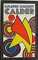 AFTER ALEXANDER CALDER (American, 1898-1976) Color