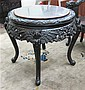 JAPANESE EXPORT CENTER TABLE, Chinese design, c.
