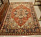 HAND KNOTTED ORIENTAL CARPET, Persian Serapi