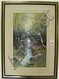 ARTHUR (SINCLAIR) COVEY WATERCOLOR ON PAPER., Arthur Sinclair Covey, Click for value