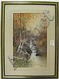 ARTHUR (SINCLAIR) COVEY WATERCOLOR ON PAPER, Arthur Sinclair Covey, Click for value