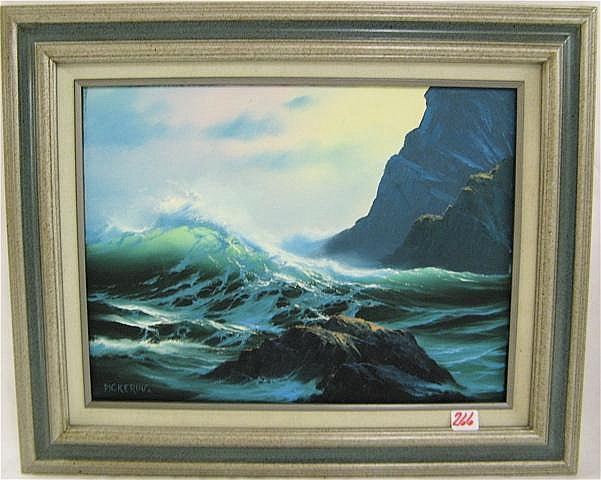 Byron Pickering Paintings For Sale