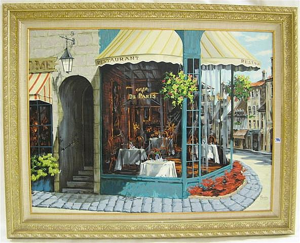VIKTOR SHVAIKO COLOR LITHOGRAPH heightened with