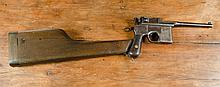 MODEL C96 BROOM HANDLE MAUSER SEMI AUTOMATIC