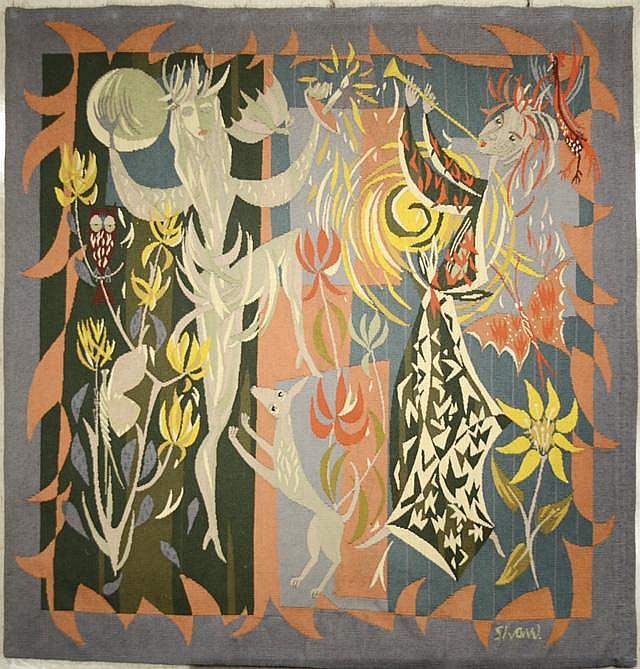 SAX ROLAND SHAW (SCOTLAND, 1916-2000) ORIGINAL