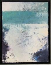 ALLEN COX OIL IN ALKYD AND WAX ON CANVAS (Californ