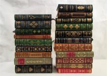 TWENTY COLLECTIBLE BOOKS published in limited edit