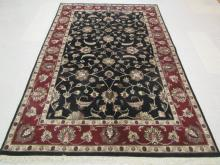HAND KNOTTED ORIENTAL CARPET, Indo-Persian, scroll