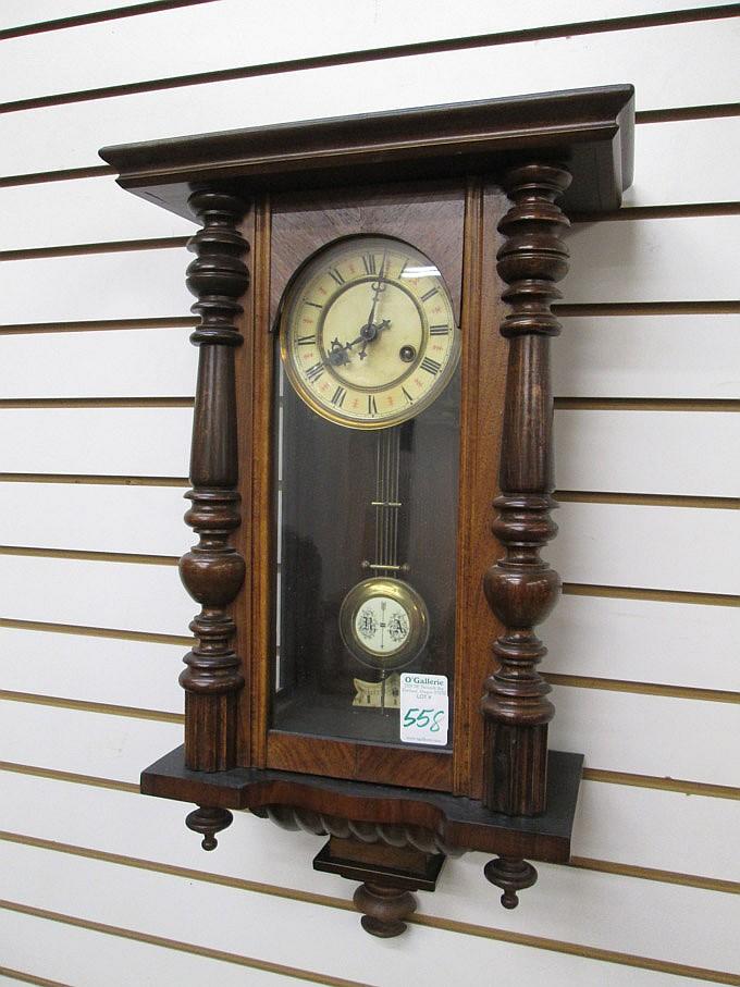 german r a wall clock schlenker kienzle schw