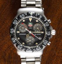 MAN'S TAG HEUER FORMULA 1 QUARTZ CHRONOGRAPH, mode