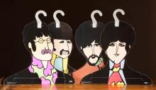 SET OF FOUR BEATLES