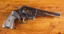SMITH AND WESSON MODEL 29-3 DOUBLE ACTION REVOLVER