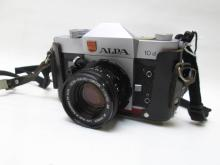 VINTAGE ALPA 35MM CAMERA model 10d, single lens  r