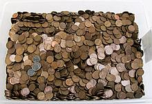 U.S. LINCOLN HEAD WHEAT PENNY COLLECTION, all