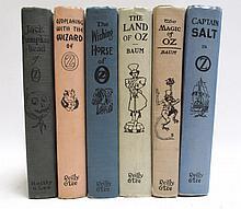 SIX OZ BOOKS: