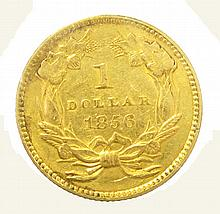 UNITED STATES ONE DOLLAR GOLD COIN, Indian Head