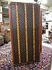Image 19 for VINTAGE LOUIS VUITTON WARDROBE TRUNK, French,
