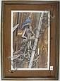 CARL BRENDERS COLOR PRINT (Belgian, born 1937), Carl Brenders, Click for value
