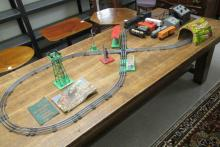 LIONEL TRAINS AND ACCESSORIES, including No's 671R