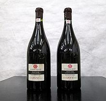 TWO JEROBOAM (DOUBLE MAGNUM) BOTTLES OF VINTAGE