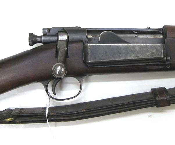 US SPRINGFIELD MODEL 1898 BOLT ACTION RIFLE