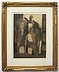 OSSIP ZADKINE ETCHING AND AQUATINT (New
