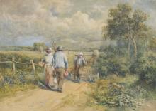 PERCY BROOKE (United Kingdom, active 1894-1916) wa