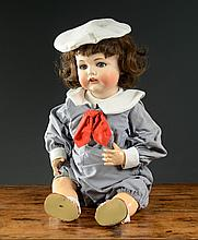 J.D.KESTNER GERMAN TODDLER DOLL with striking