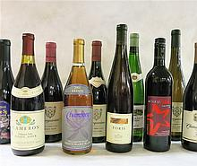 TWENTY-ONE BOTTLES OF VINTAGE OREGON AND