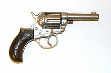 COLT MODEL 1877 LIGHTNING DOUBLE ACTION REVOLVER,