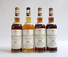 MACALLAN SINGLE HIGHLAND MALT SCOTCH