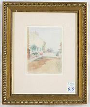 JANE BREWSTER REID WATERCOLOR AND PAPER (New