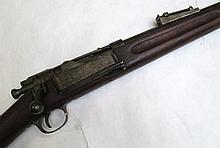 SPORTERIZED U.S. SPRINGFIELD MODEL 1896 KRAG BOLT
