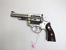 STURM RUGER SECURITY SIX MODEL DOUBLE ACTION