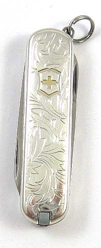 TIFFANY SWISS ARMY KNIFE, Tiffany & Co., New York,