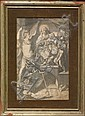 ANNIBALE CARRACCI COPPER ENGRAVING (Italian,, Lorenzo Sabatini, Click for value