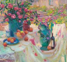 OVANES BERBERIAN (California/Armenia, born 1951) O