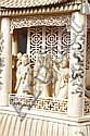Image 4 for A MONUMENTAL CHINESE CARVED IVORY PAGODA TOWER,